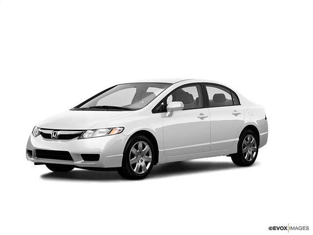 2009 Honda Civic Sedan Vehicle Photo in Pittsburgh, PA 15226