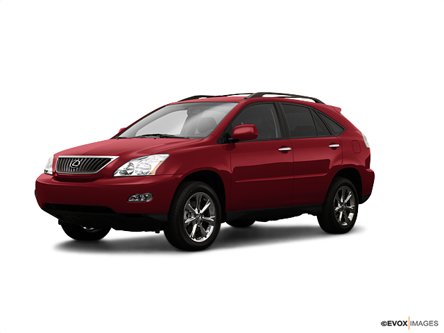 2009 Lexus RX 350 Vehicle Photo in Colorado Springs, CO 80905