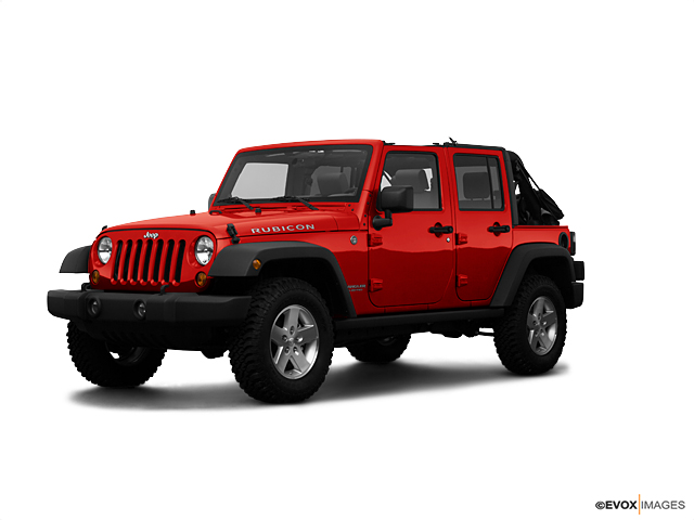 2009 Jeep Wrangler Unlimited Vehicle Photo in Colorado Springs, CO 80905