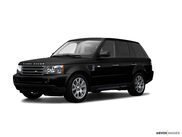2009 Land Rover Range Rover Sport Vehicle Photo in Grapevine, TX 76051