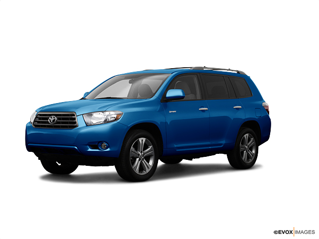 2009 Toyota Highlander Vehicle Photo in Tucson, AZ 85705