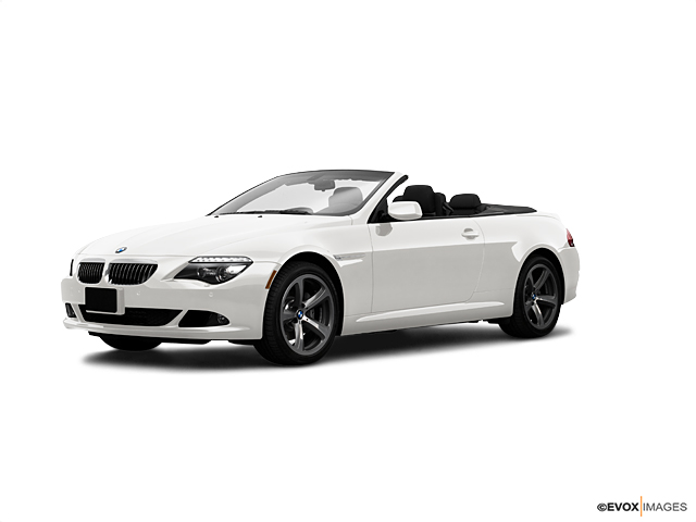 2009 BMW M6 Vehicle Photo in San Angelo, TX 76901