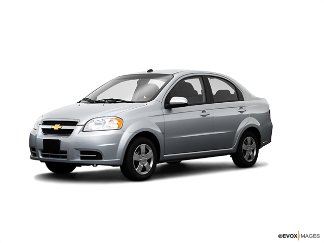 2009 Chevrolet Aveo Vehicle Photo in Triadelphia, WV 26059