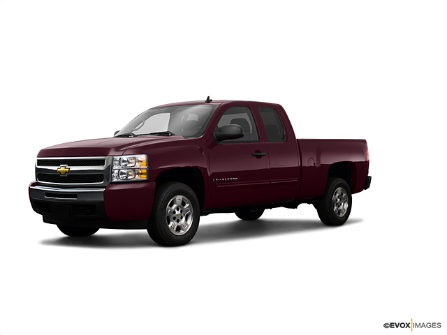 2009 Chevrolet Silverado 1500 Vehicle Photo in Champlain, NY 12919