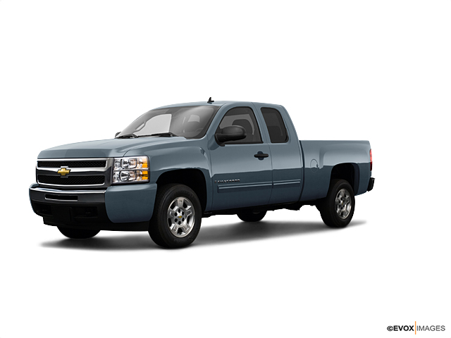2009 Chevrolet Silverado 1500 Vehicle Photo in Burlington, WI 53105