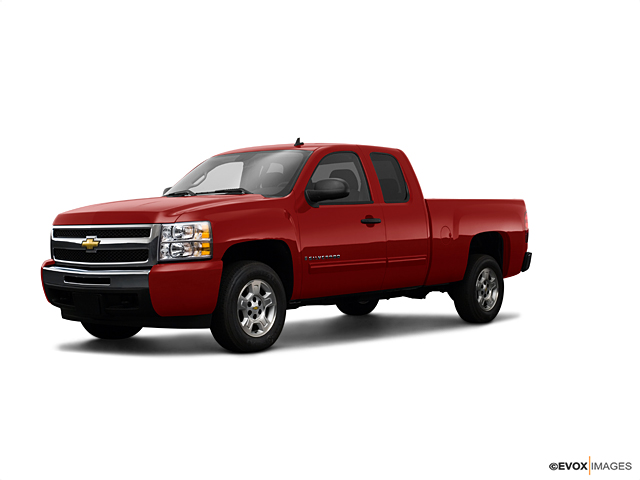 2009 Chevrolet Silverado 1500 Vehicle Photo in Moon Township, PA 15108