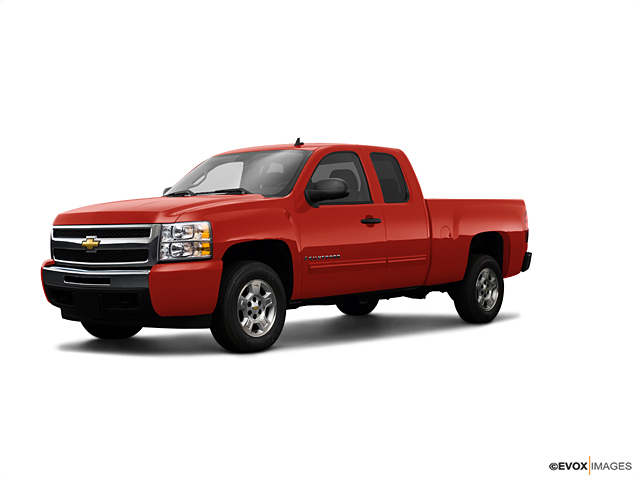 2009 Chevrolet Silverado 1500 Vehicle Photo in Mansfield, OH 44906