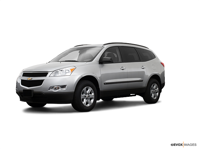 2009 Chevrolet Traverse Vehicle Photo in Pittsburgh, PA 15226