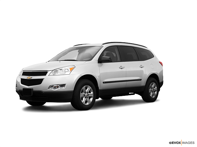 2009 Chevrolet Traverse Vehicle Photo in Saginaw, MI 48609