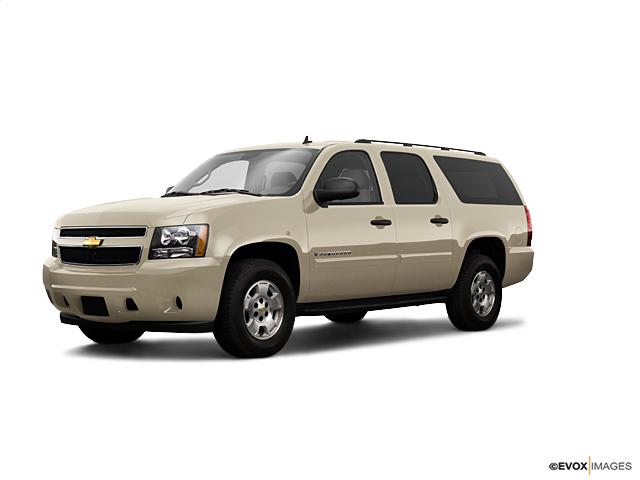 2009 Chevrolet Suburban Vehicle Photo in Evanston, WY 82930