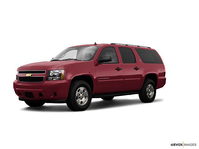 2009 Chevrolet Suburban Vehicle Photo in Janesville, WI 53545