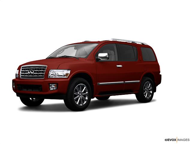 2009 INFINITI QX56 Vehicle Photo in Doylestown, PA 18976