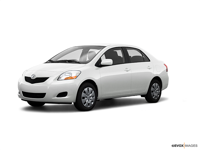 2009 Toyota Yaris Vehicle Photo in Melbourne, FL 32901