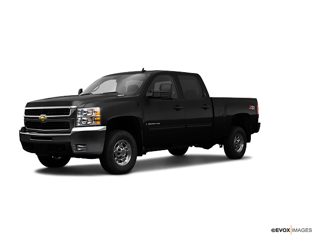 2009 Chevrolet Silverado 2500HD Vehicle Photo in Colorado Springs, CO 80905