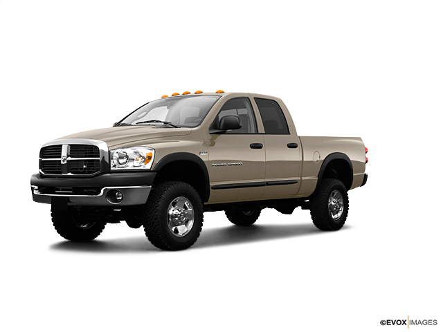 2009 Dodge Ram 2500 Vehicle Photo in San Angelo, TX 76901