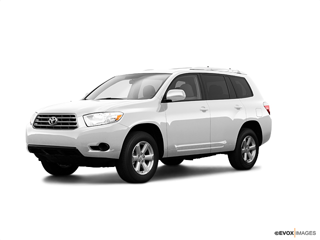 2009 Toyota Highlander Vehicle Photo in Wilmington, NC 28403