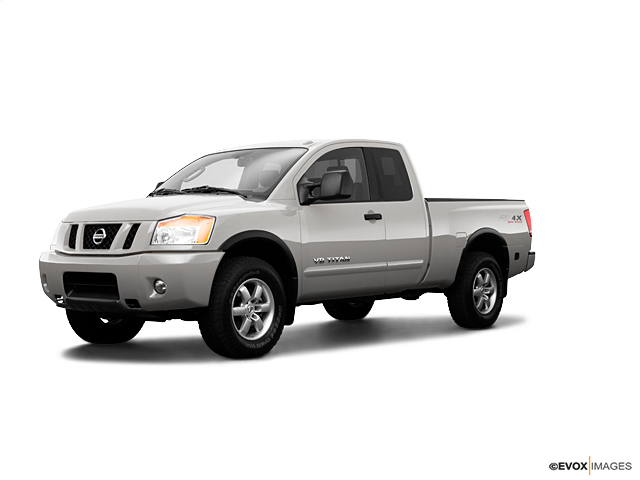 2009 Nissan Titan Vehicle Photo in Bowie, MD 20716