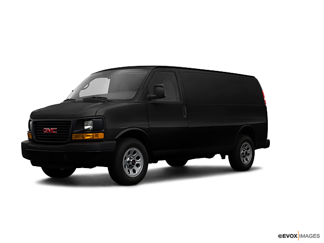 2009 GMC Savana Cargo Van Vehicle Photo in Moultrie, GA 31788