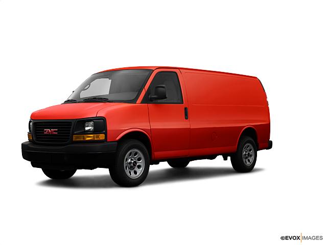 2009 GMC Savana Cargo Van Vehicle Photo in Mukwonago, WI 53149