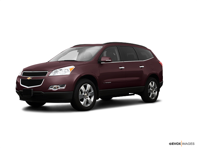 2009 Chevrolet Traverse Vehicle Photo in West Harrison, IN 47060
