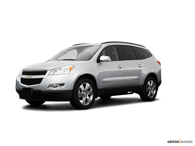 2009 Chevrolet Traverse Vehicle Photo in Redding, CA 96002