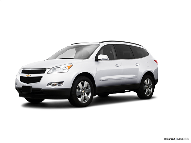 Chevrolet Traverse LT1