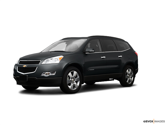 2009 Chevrolet Traverse Vehicle Photo in Naples, FL 34109