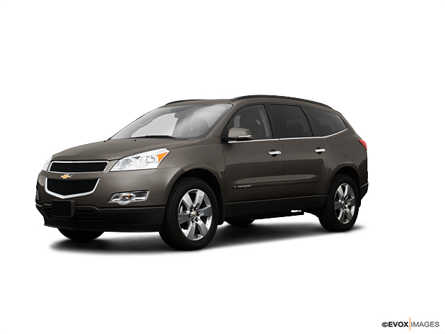 2009 Chevrolet Traverse Vehicle Photo in Macomb, IL 61455