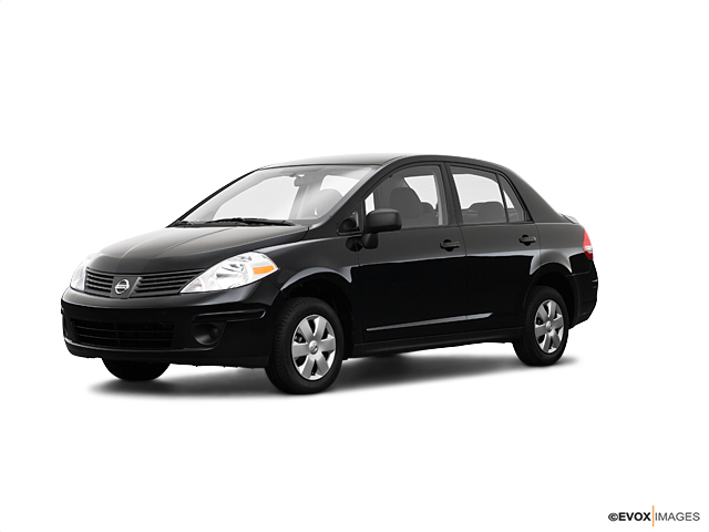 2009 Nissan Versa Vehicle Photo in Decatur, IL 62526