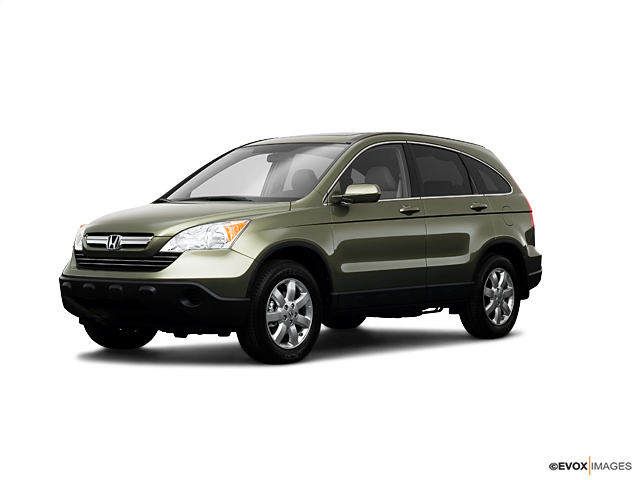 2009 Honda CR-V Vehicle Photo in Honolulu, HI 96819