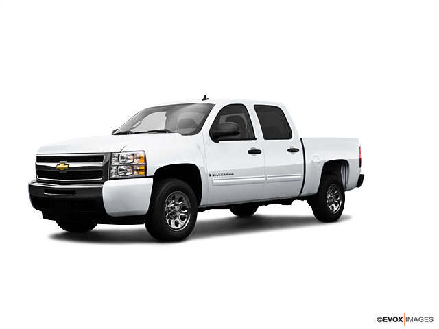 2009 Chevrolet Silverado 1500 Vehicle Photo in Casper, WY 82609