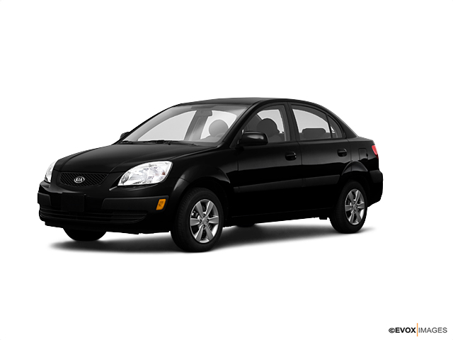 2009 Kia Rio Vehicle Photo in Merrillville, IN 46410