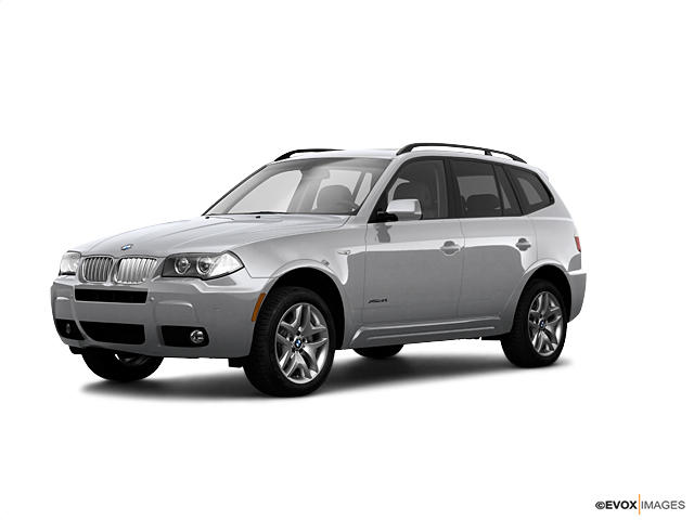 2009 BMW X3 xDrive30i Vehicle Photo in Chapel Hill, NC 27514