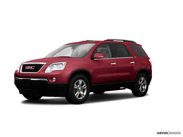 2009 GMC Acadia Vehicle Photo in Akron, OH 44320