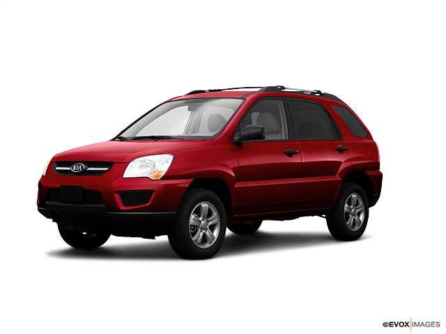 2009 Kia Sportage Vehicle Photo in Elyria, OH 44035
