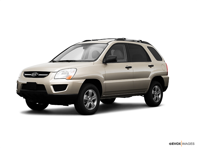 2009 Kia Sportage Vehicle Photo in Tuscumbia, AL 35674