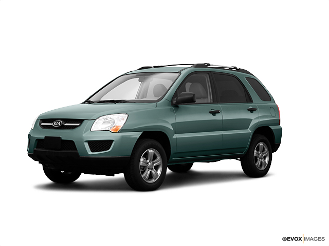 2009 Kia Sportage Vehicle Photo in Akron, OH 44303