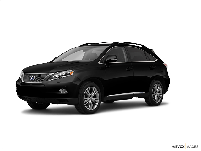 2010 Lexus RX 450h Vehicle Photo in Bedford, NH 03110