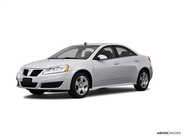 2009 Pontiac G6 Vehicle Photo in Mansfield, OH 44906