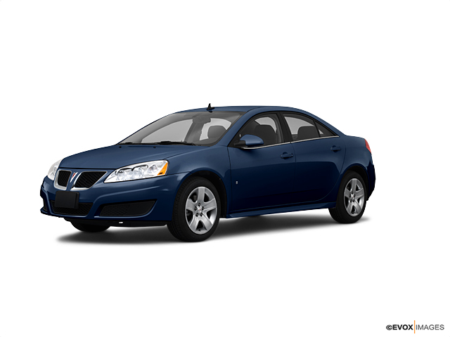 2009 Pontiac G6 Vehicle Photo in Plainfield, IL 60586-5132