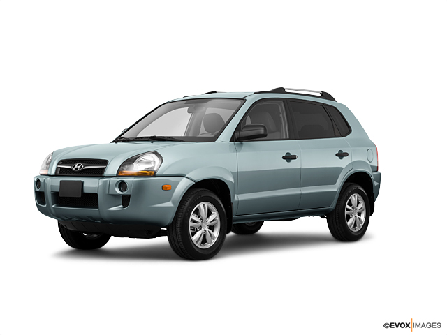 2009 Hyundai Tucson Vehicle Photo in Quakertown, PA 18951