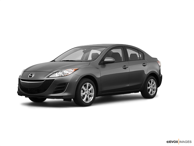2010 Mazda Mazda3 Vehicle Photo in Melbourne, FL 32901