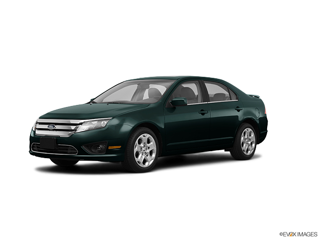 2010 Ford Fusion Vehicle Photo in Hartford, KY 42347-1845