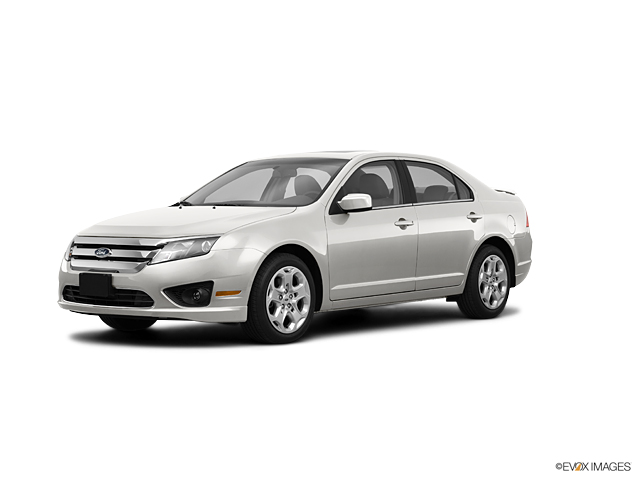 2010 Ford Fusion Vehicle Photo in Boonville, IN 47601