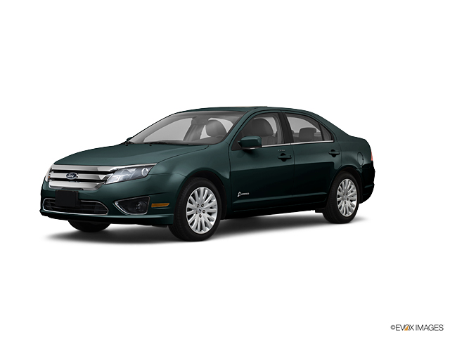2010 Ford Fusion Vehicle Photo in Casper, WY 82609