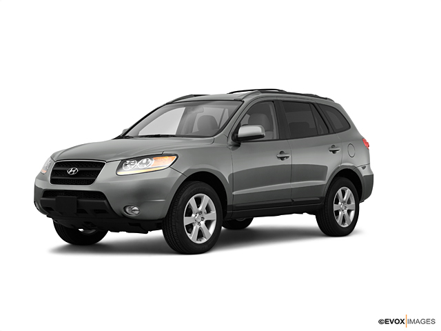 2009 Hyundai Santa Fe Vehicle Photo in Odessa, TX 79762