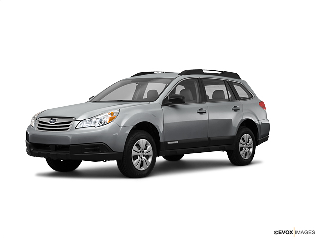 2010 Subaru Outback Vehicle Photo in Casper, WY 82609