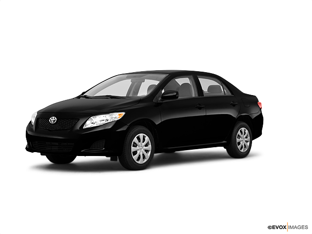 2010 Toyota Corolla Vehicle Photo in Akron, OH 44303