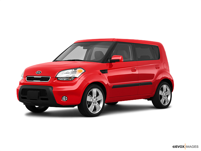 2010 Kia Soul Vehicle Photo in Akron, OH 44303