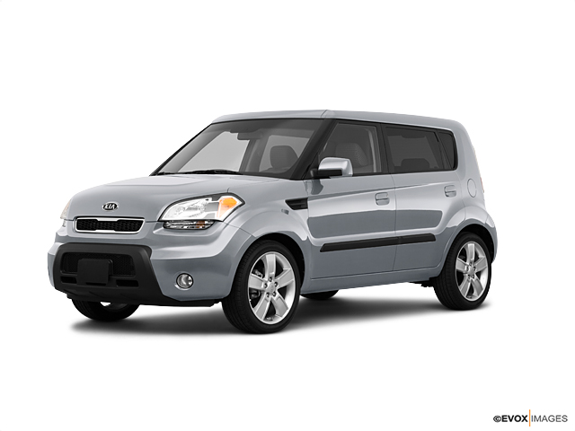 2010 Kia Soul Vehicle Photo in Gaffney, SC 29341